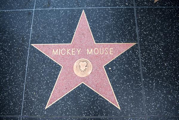 ミッキーの星