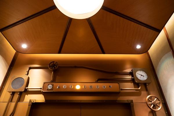 熱気球エレベーター
