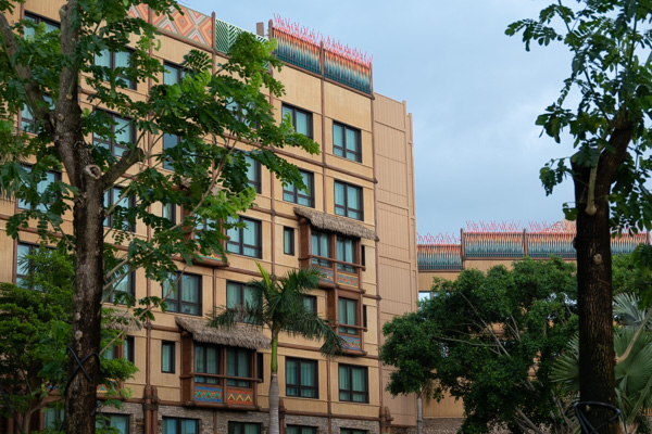 南米の建物