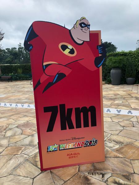 7キロのミスターインクレディブル
