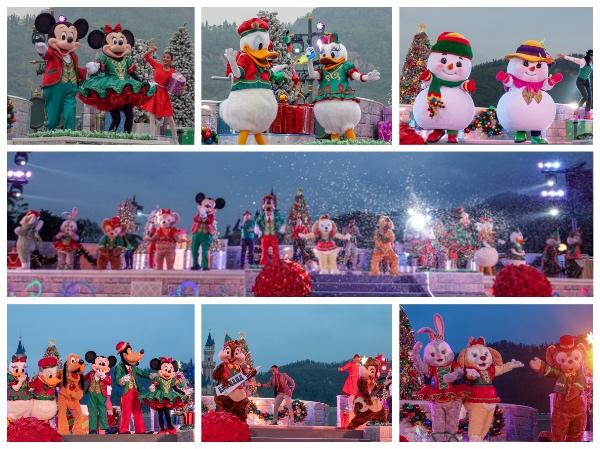 ミッキーと仲間たちのクリスマスボール
